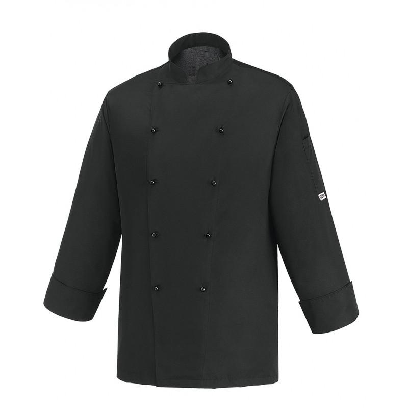 Kuchařský rondon BLACK ICE - černý