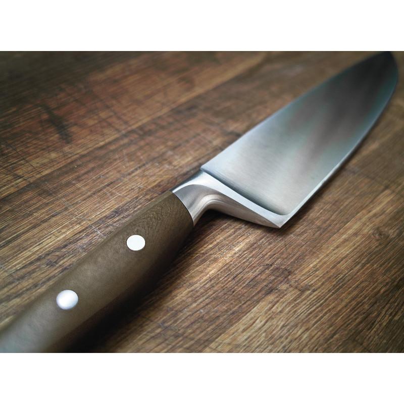 EPICURE nůž kuchařský 16cm, 1/2 hlava