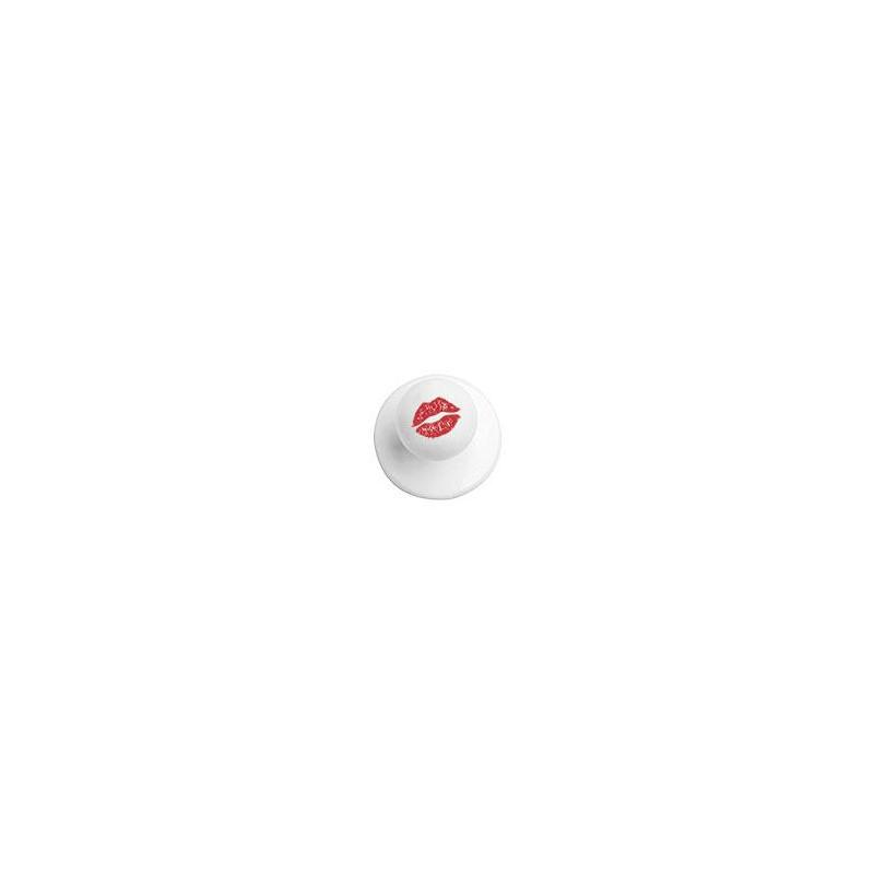 Knoflíky do rondonu znak polibek