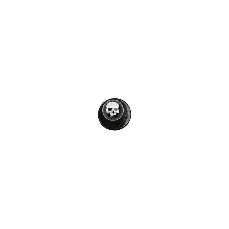 Gombíky do rondonu znak lebka