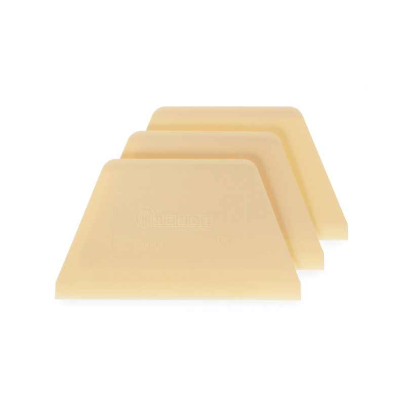Plastové stierky – lichobežník (3 ks)