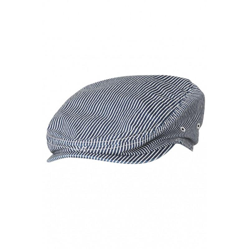 Kuchařská baret proužkovaná, 2 barvy