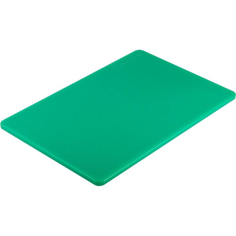 Doska na krájanie STALGAST® 45 x 30 / zelená