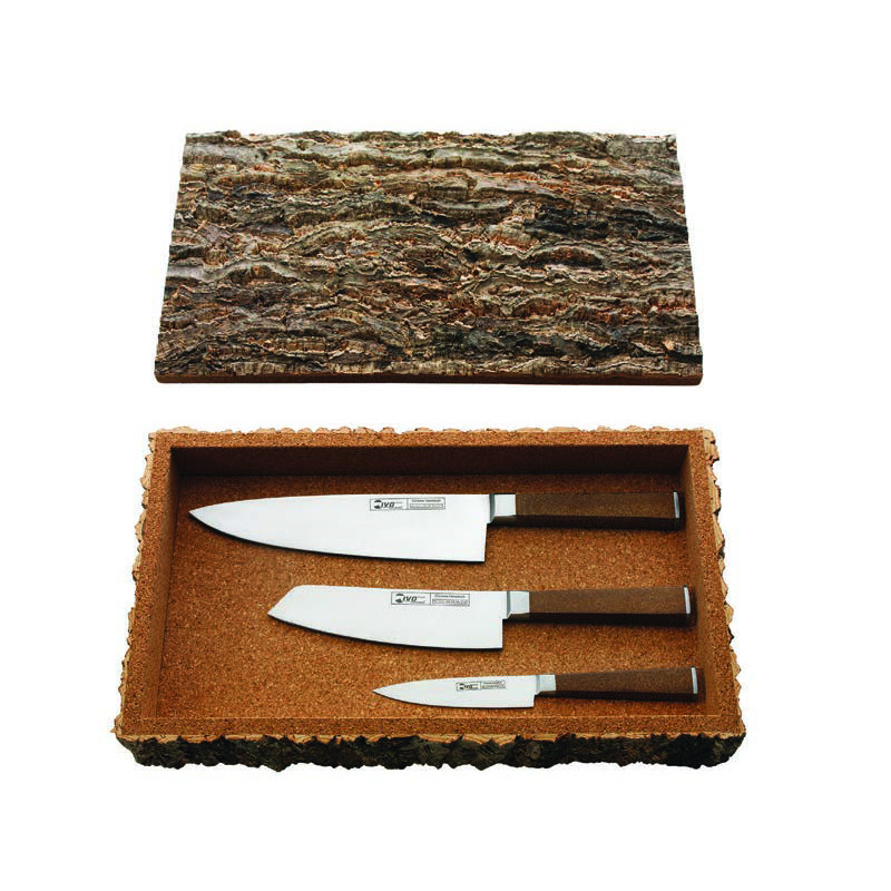 IVO Cork sada 3 ks nožů 33240