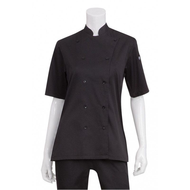 KL150 Dámský pracovní rondon - černý