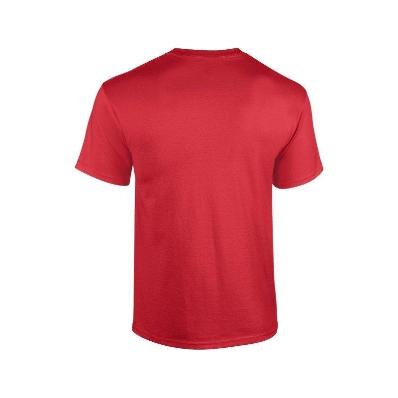 Kuchařské tričko BIG BOY - červené  5XL