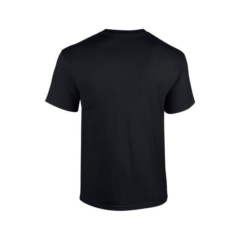 Kuchařské tričko BIG BOY - černé (velikosti 3XL až 5XL)