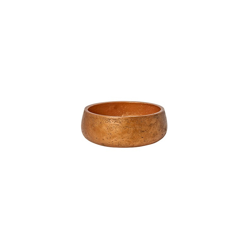 Rough Eileen S  metalic copper medena 24/9 cm