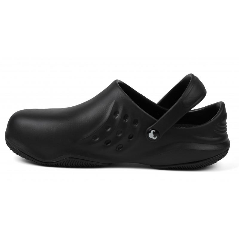 MAGNUS profesionální pracovní kuchařská obuv černá