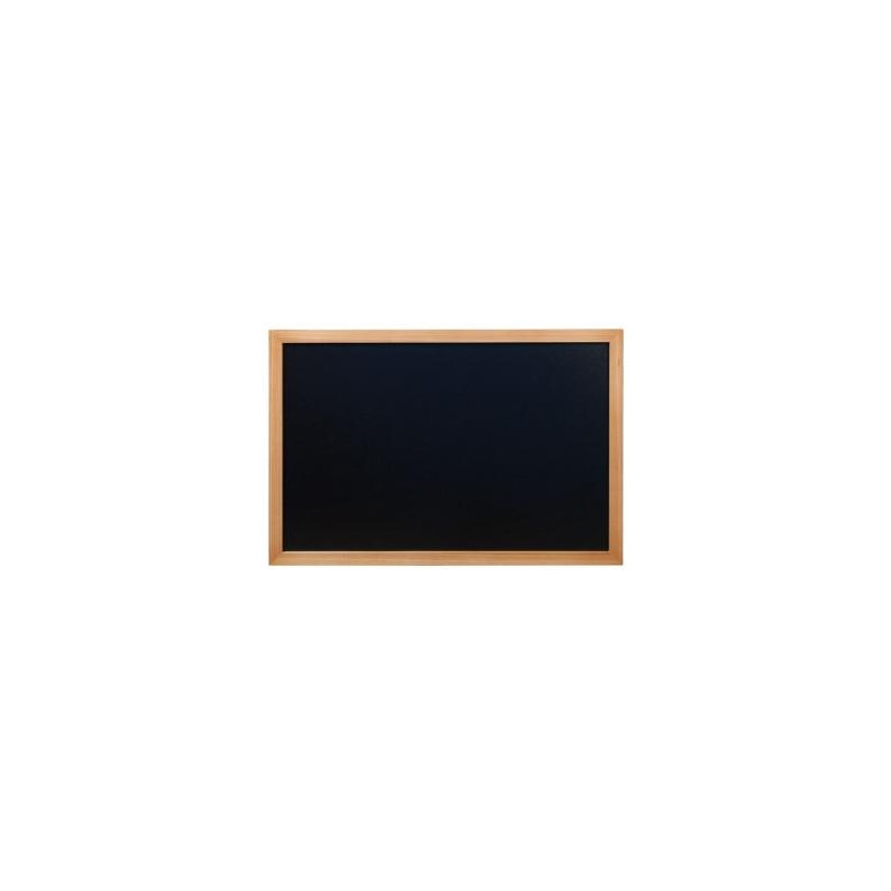 Nástenná popisovacia tabuľa WOODY, dub, 40x60cm