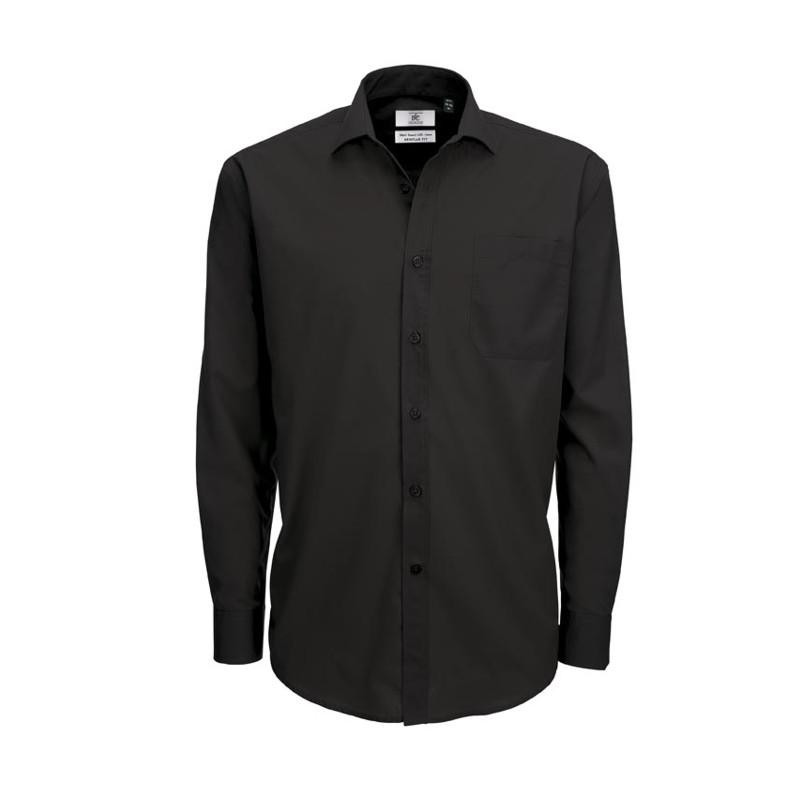 Pánská číšnická košile polybavlna - různé barvy