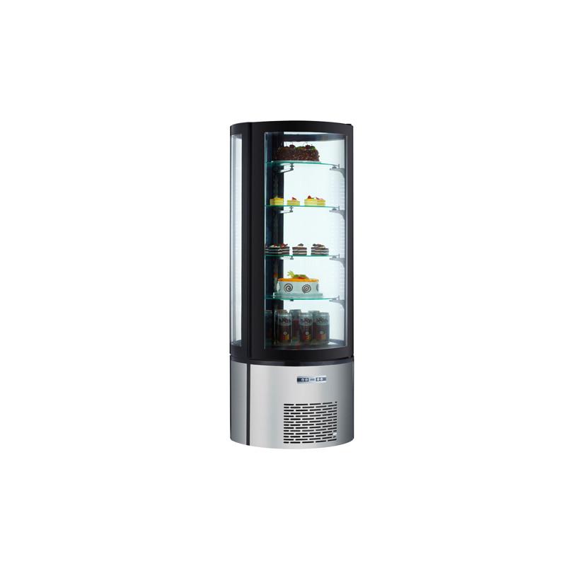 Chladiaca vitrína okrúhla ARC 400 l