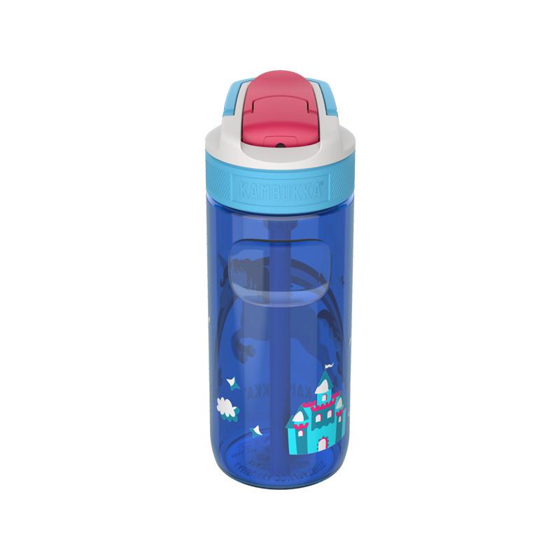 Kambukka Zdravá fľaša pre deti Lagoon 500 ml - Rainbow Unicorn