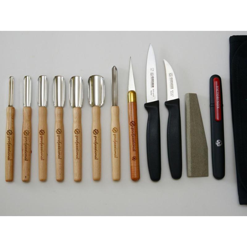 Sada nožov LP - Základná sada START 2 (dve brúsky)