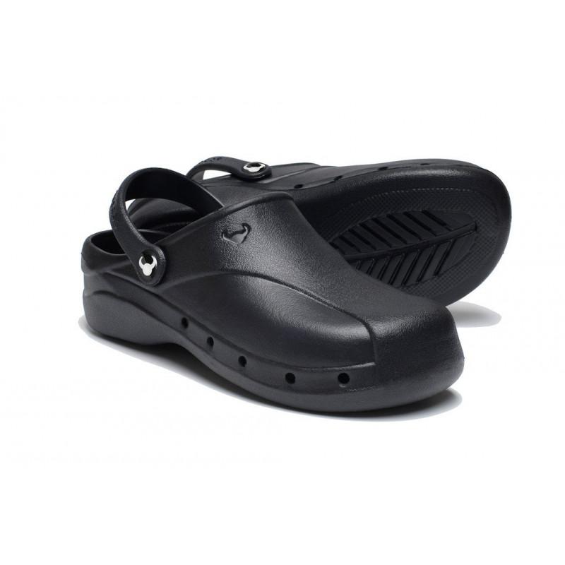 SKOLL profesionálna pracovná obuv čierna (VIDAR)