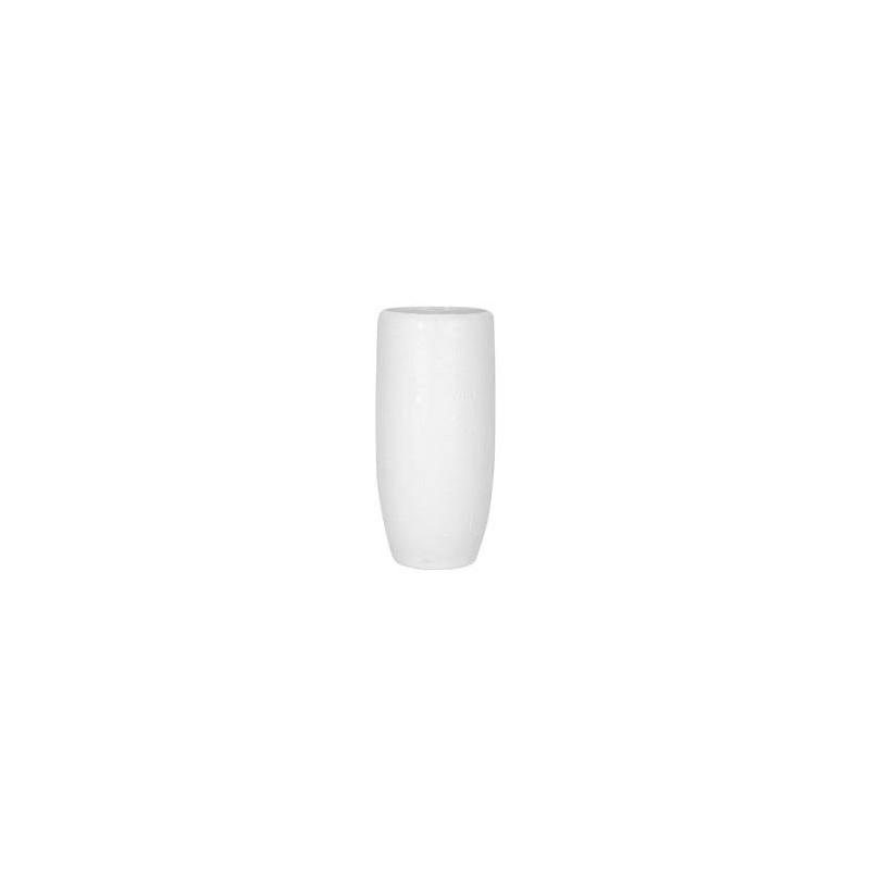 Callisto structure Vase white 33/67