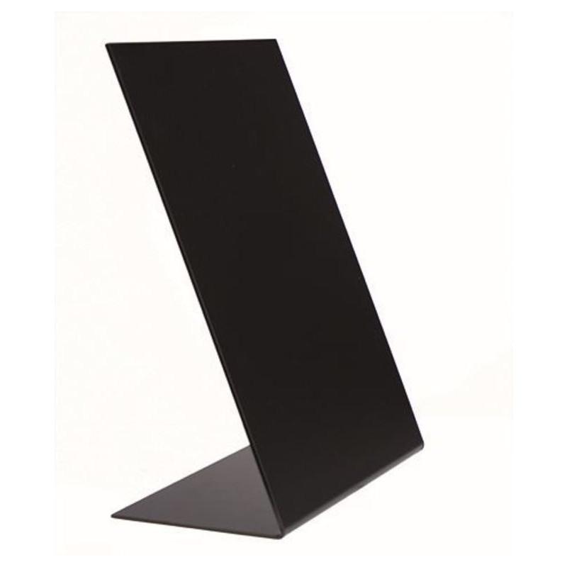 Stolové popisovacie tabuľky Vertical L