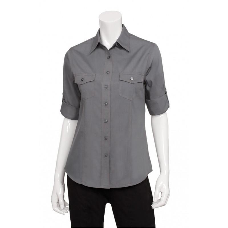 Dámská číšnická košile - 2 barvy