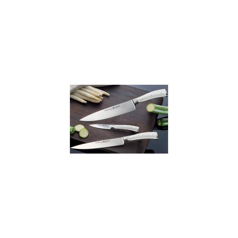 Wüsthof CLASSIC IKON créme Nůž kuchařský 20 cm 4596-0/20