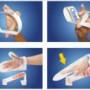 Hygienická rukavica Clean Hands - základný set